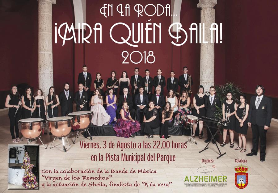 En La Roda mira quién baila 2018